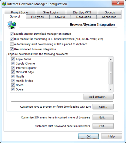 idm simultaneous downloads